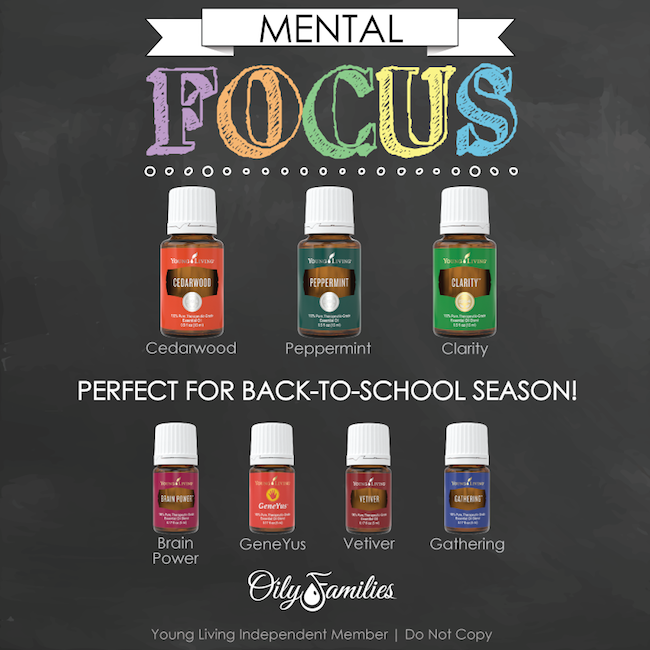 Back-to-School Mental Focus