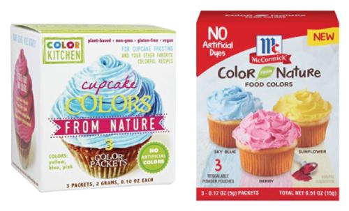 Mccormick Natural Food Coloring
