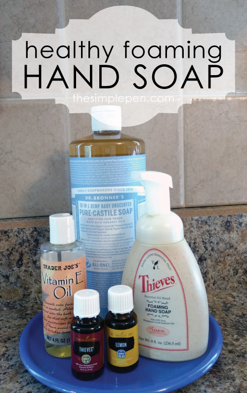 Healthy Foaming Hand Soap