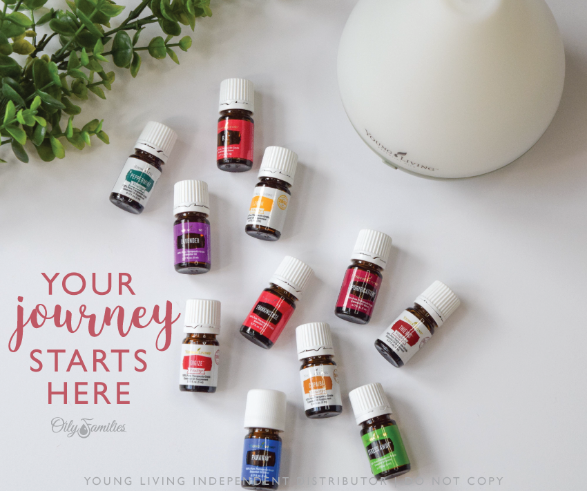 Essential Oils Starter Kit Freebies